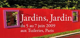 Jardins, jardin aux Tuileries est l'évènement jardin incontournable au cœur de Paris.