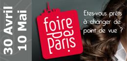 Foire de Paris 2009 : retrouvez de nombreux professionnels au salon de la maison et du jardin