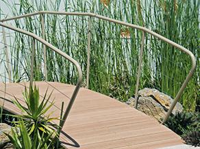 Lame de terrasse bois composite Gamme Celtique
