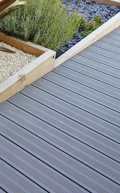 Lame bois composite Wex, gamme Atlantique