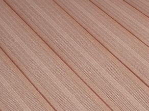 Lame de terrasse bois composite Gamme Atlantique