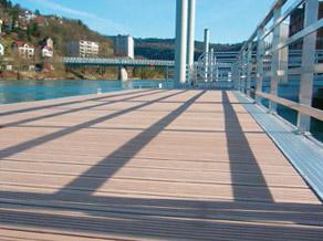 Lame bois composite Wex, gamme Adriatique