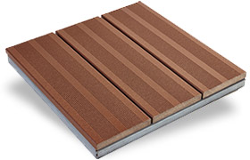 Dalwex en bois composite de PIVETEAUBOIS